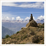 Trekking in Colca Canyon