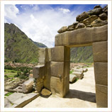 Holiday to Peru on the southern coast and Andes mountains