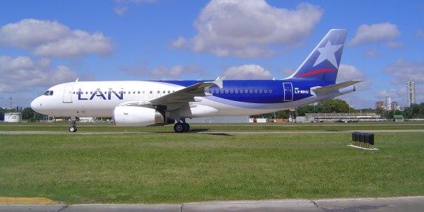LAN Flights in Argentina