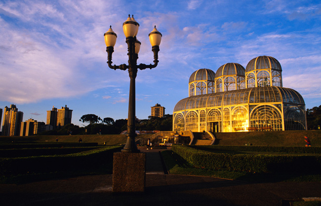 Curitiba's Botanical Gardens