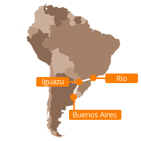 how to get from buenos aires to iguazu