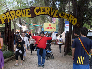 Parque Cevecero in Villa General Belgrano, Cordoba