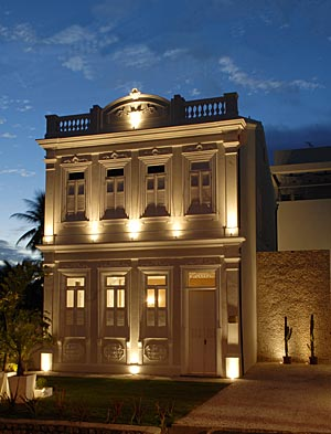 Zank Boutique hotel in Salvador