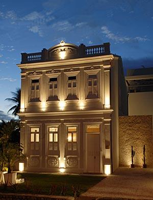 Zank Boutique hotel in Salvador