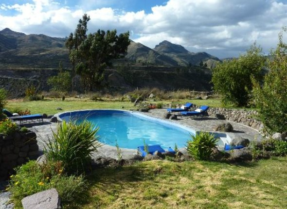 honeymoon in Colca Canyon