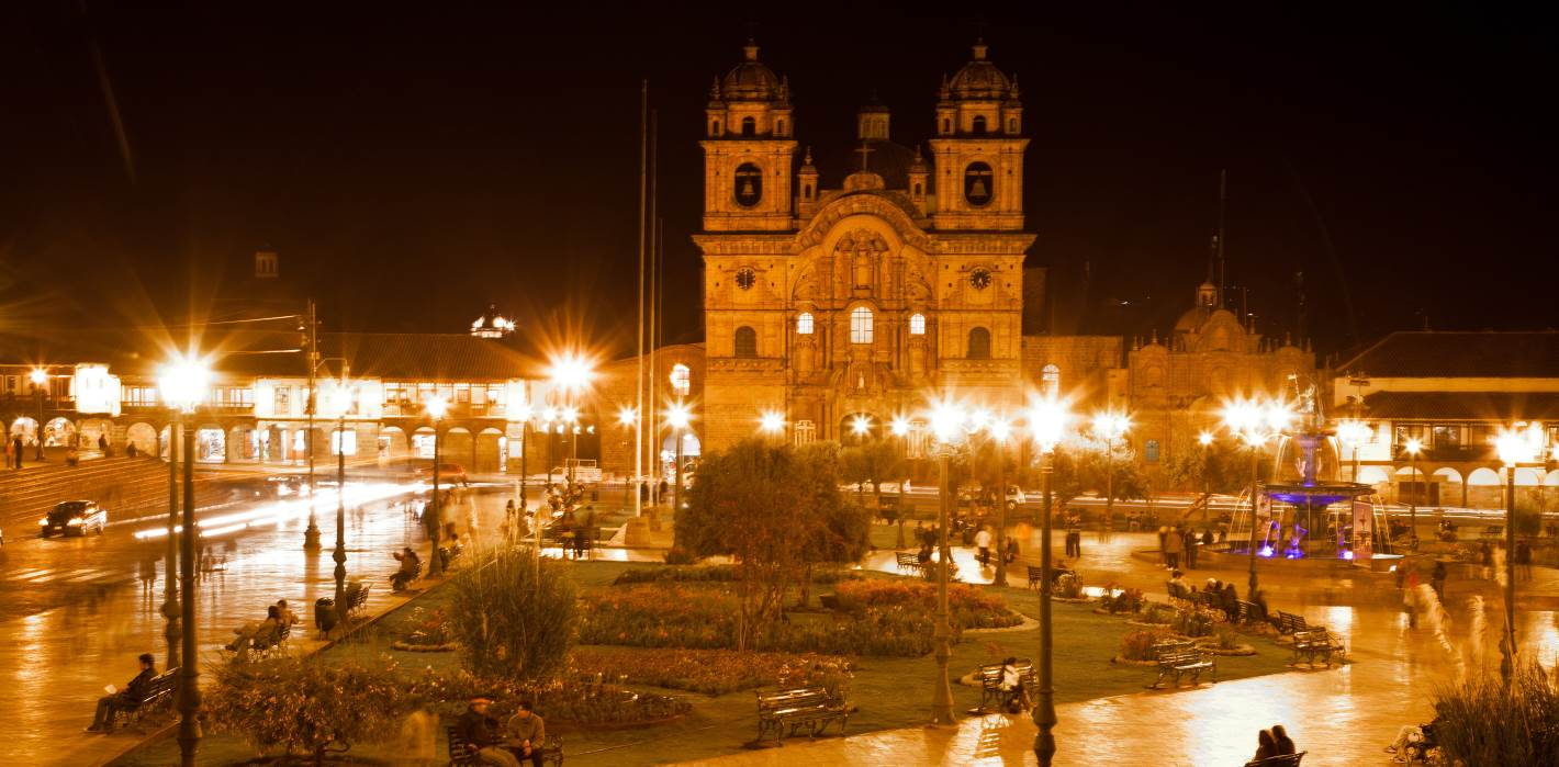 Honeymoons in Cusco