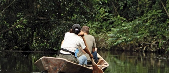 Hacienda Concepcion in the Amazon rainforest