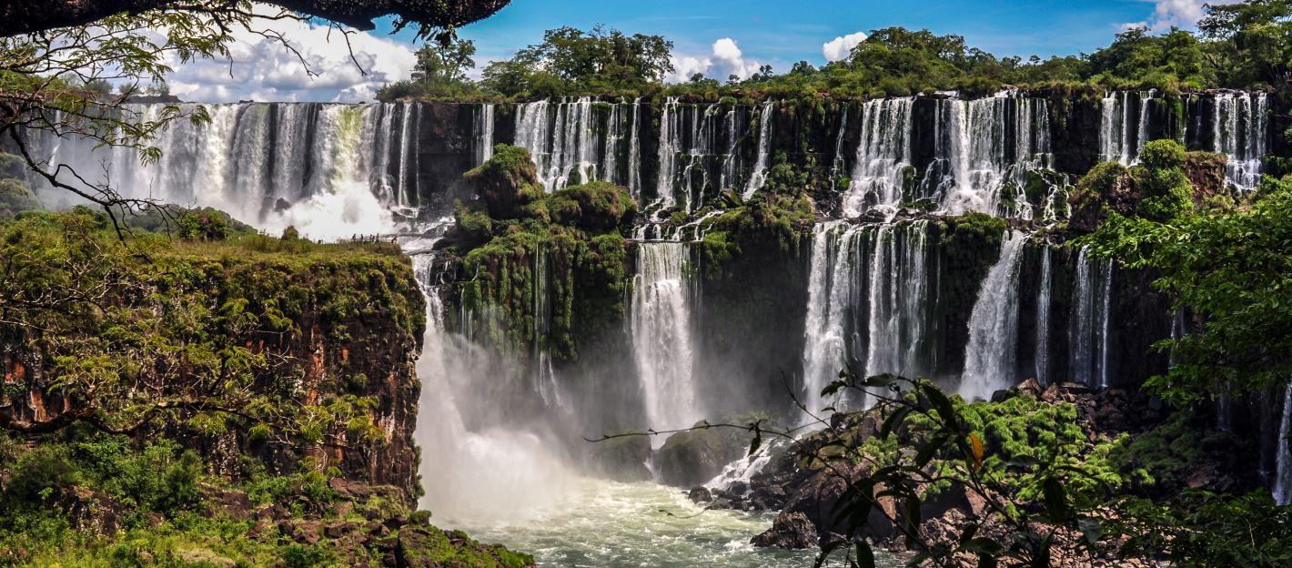 Holidays in Iguazu falls