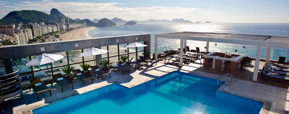 Honeymoon in Rio, Brazil