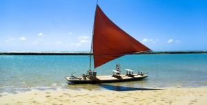 Porto de Galinhas fishing boats