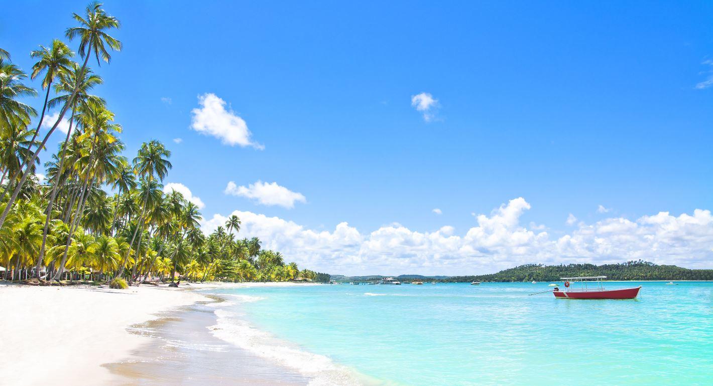 South America's best honeymoon resort, the Nannai