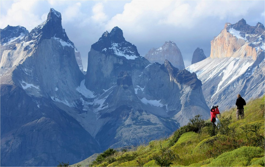 Climbing In Chiles Andes Mountains RealWords - Where are the andes mountains