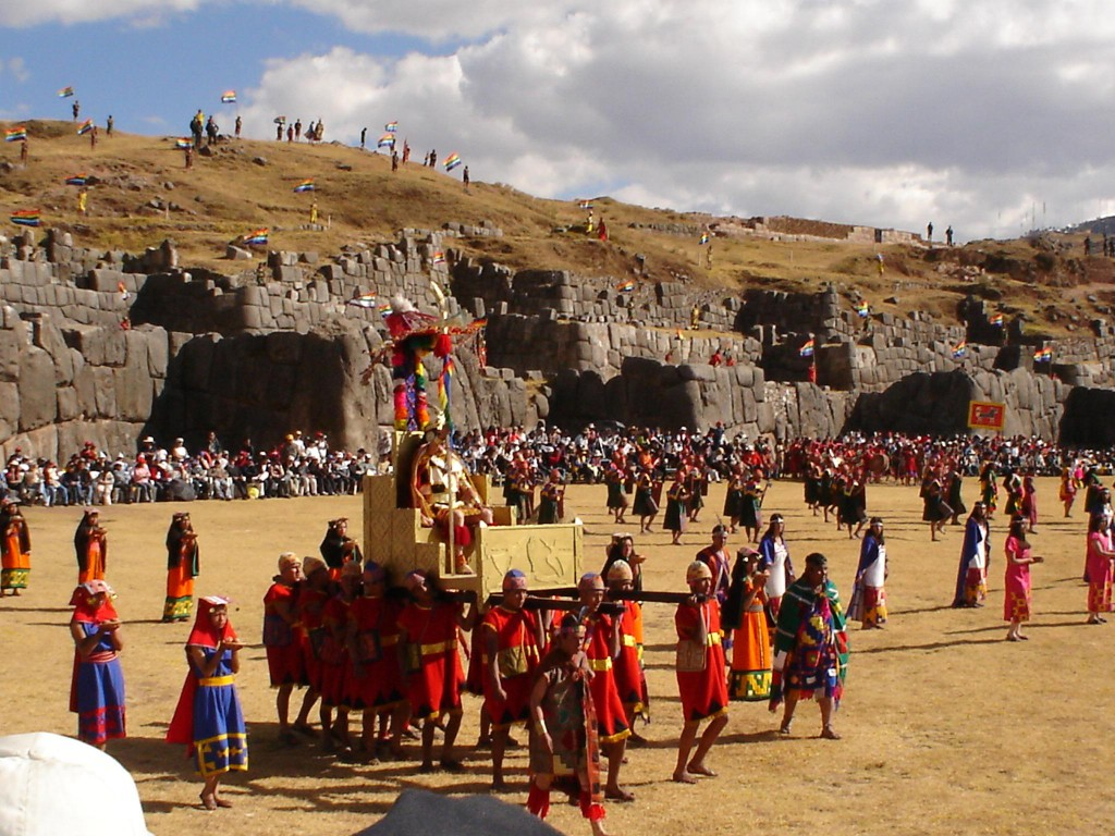 Inti Raymi - South American Festivals in Peru