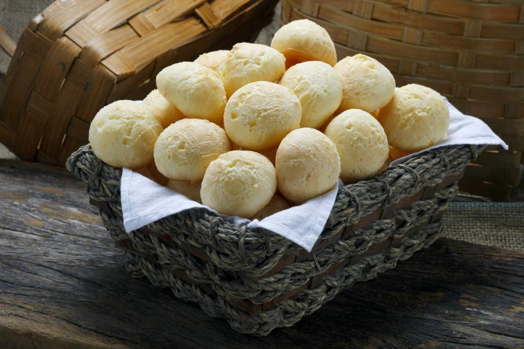 cheese bread-pao de queijo