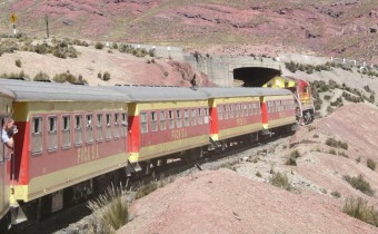 Lima to Huancayo Train