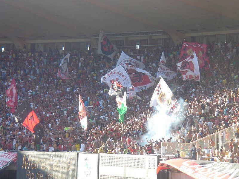 Rio's Flamengo vs Fluminense derby
