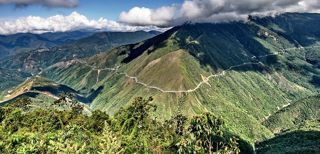 Do you dare take on Death Road? Worst road in South America, RealWorld Holidays