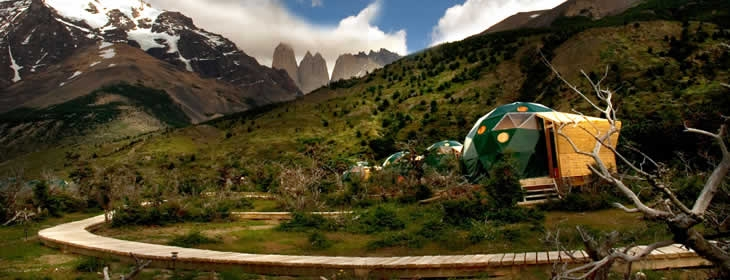 Ecocamp Domes Patagonia 3