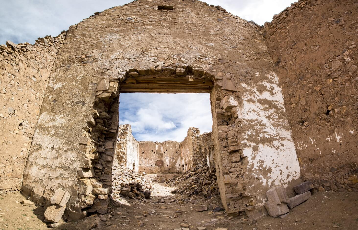 Ghost Towns Of South America Realwords