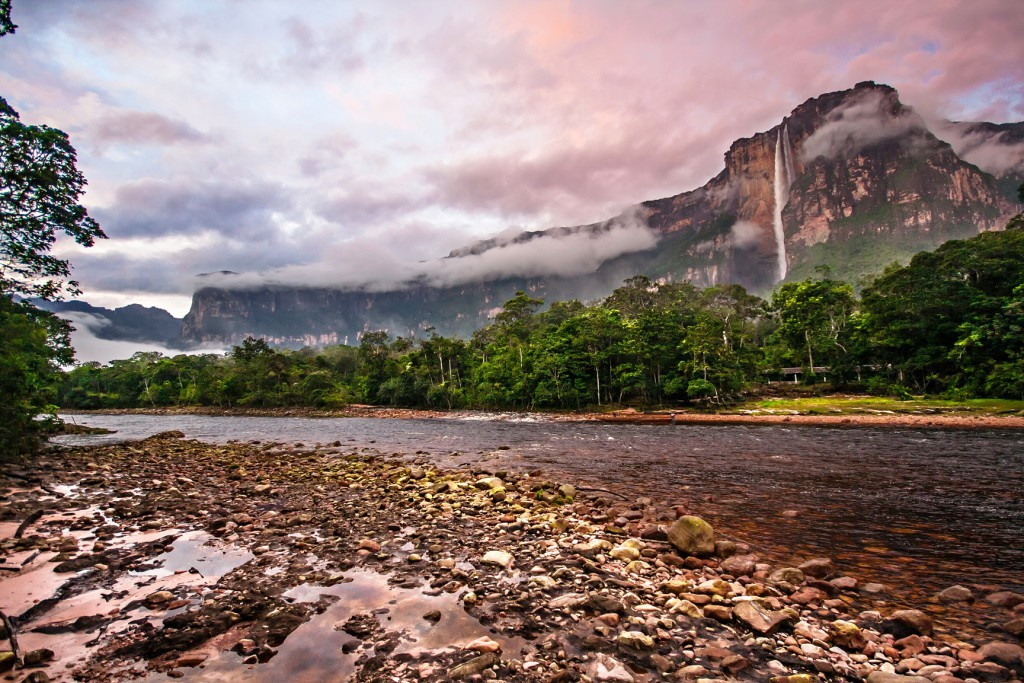 Angelfalls, best places to propose in south america, realworld holidays