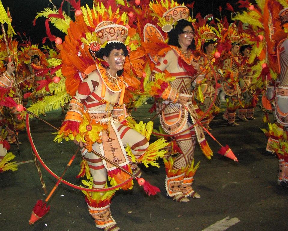 Imperatriz Leopoldinense, RealWorld/RealWords, Rio Carnival Samba Schools