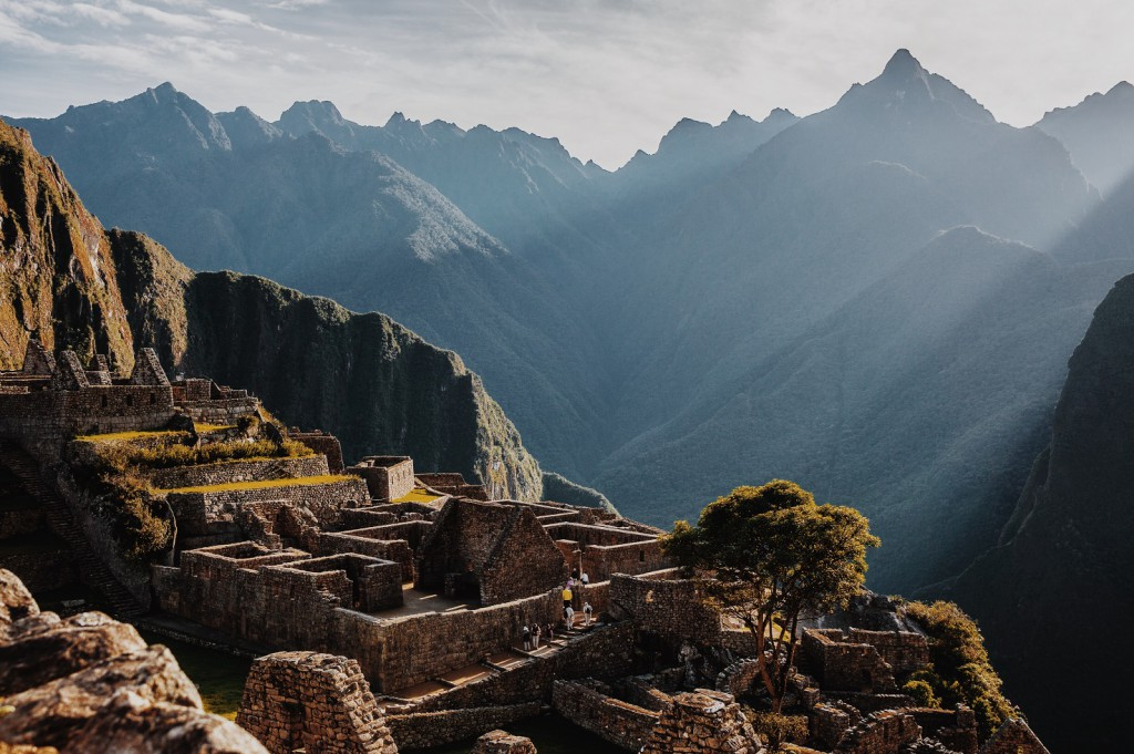 Machu Picchu, RealWorld, Sights worth getting up for in South America