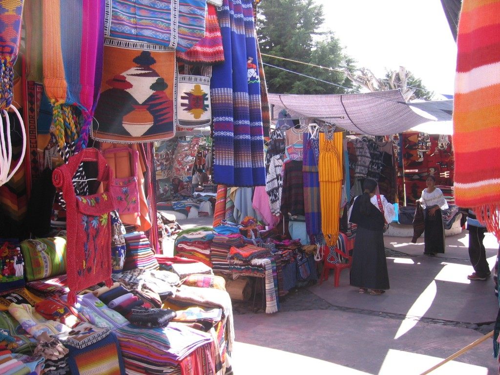 Otavalo_market - RealWorld, Best Markets in South America