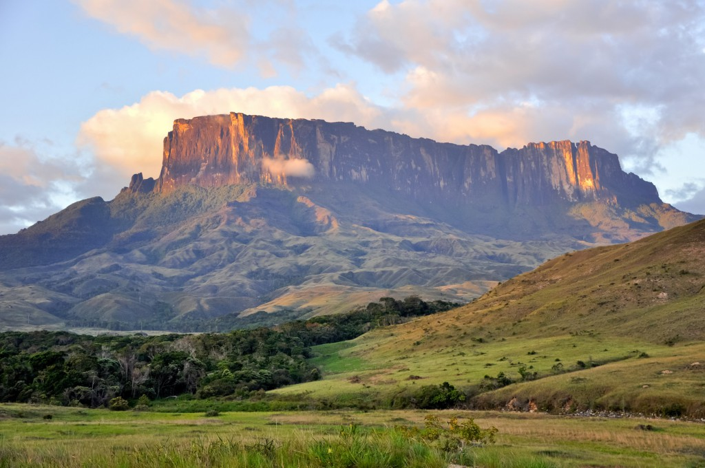 tepui, canaima national park, best places to propose in south america, realworld