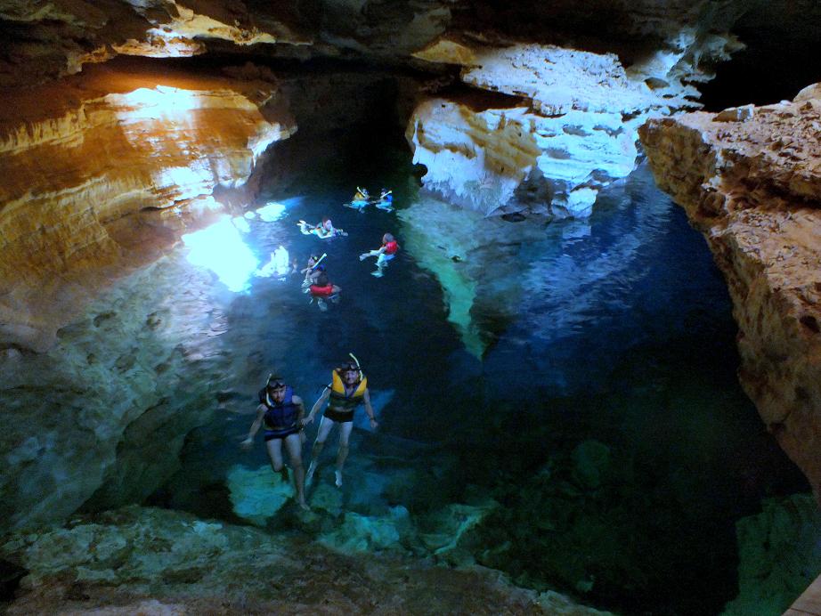 Poco Azul, Chapada Diamantina National Park