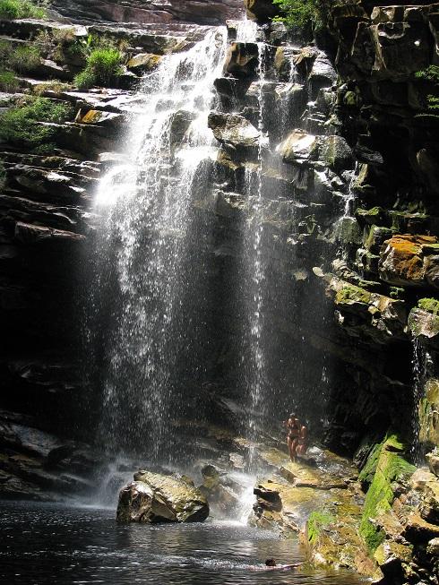 Cachoeira da Primavera, Chapada Diamantina National Park, RealWorld Holidays