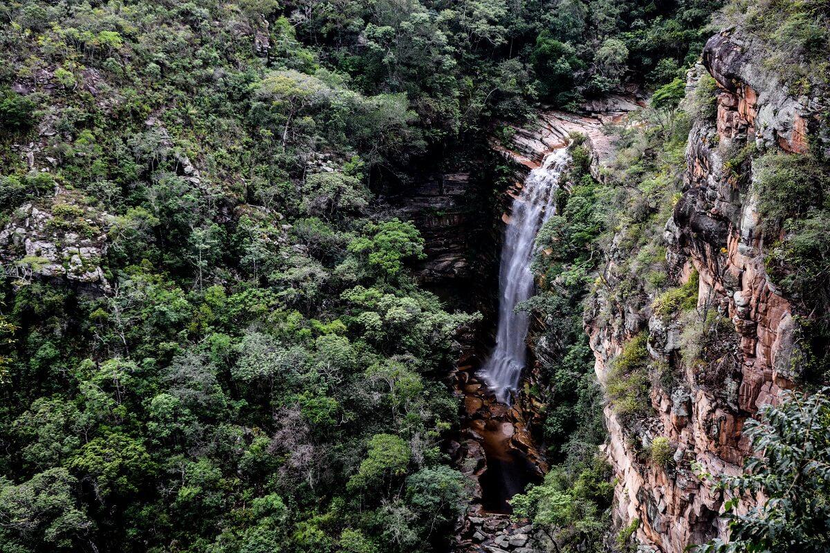 Cachoeira do Mosquito, Chapada Diamantina National Park, RealWorld Holidays