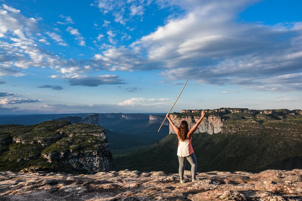 Hiking in Chapada Diamantina