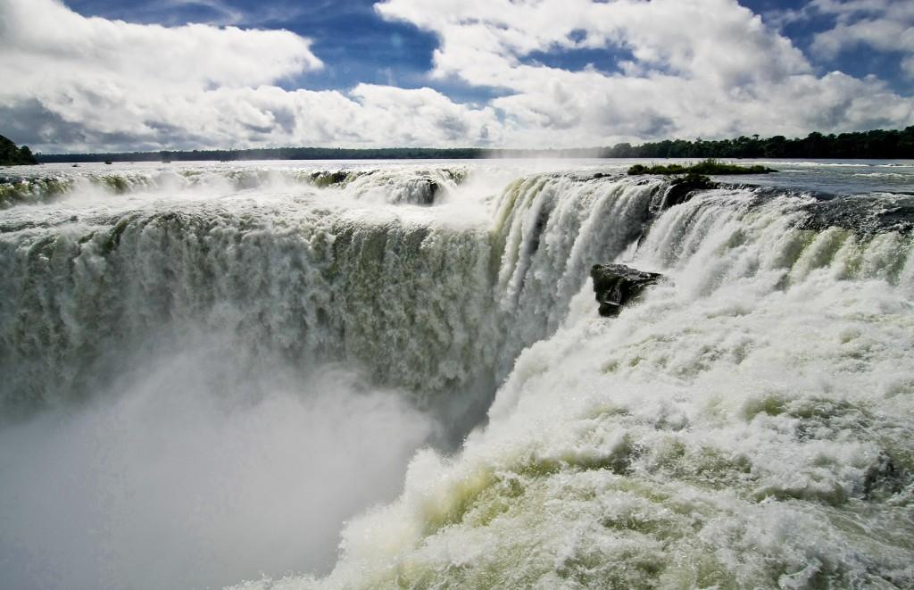 iguazu Argentine side, RealWords, Iguazu Falls