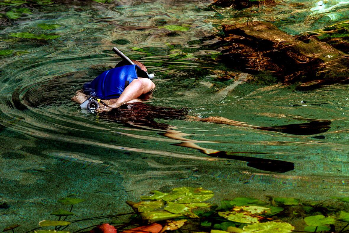 Lago da Pratinha, Chapada Diamantina National Park, RealWorld Holidays