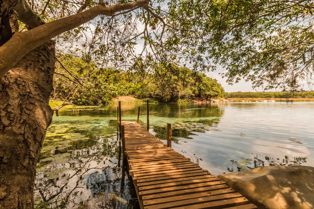 Lagoa da Pratinha, Chapada Diamantina National Park, RealWorld Holidays