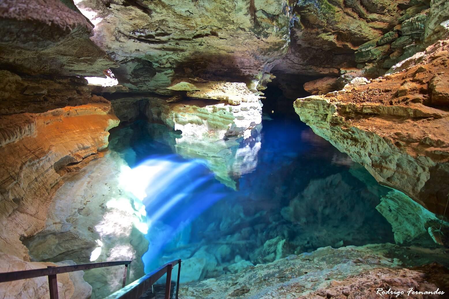 Poco Azul, Chapada Diamantina National Park, RealWorld Holidays