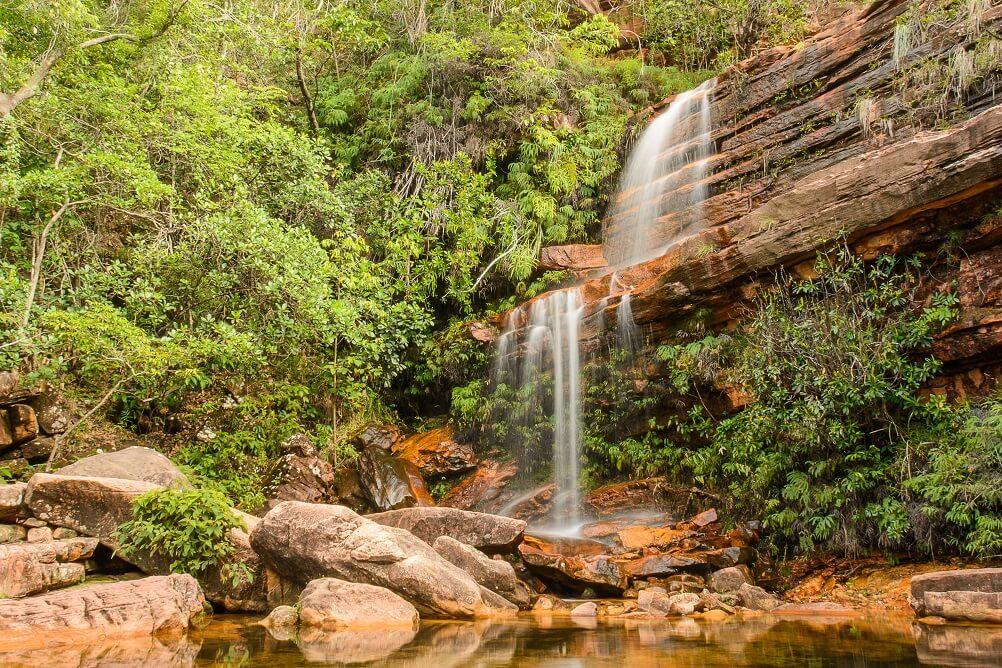 Poco do Diabo, Chapada Diamantina National Park, RealWorld Holidays