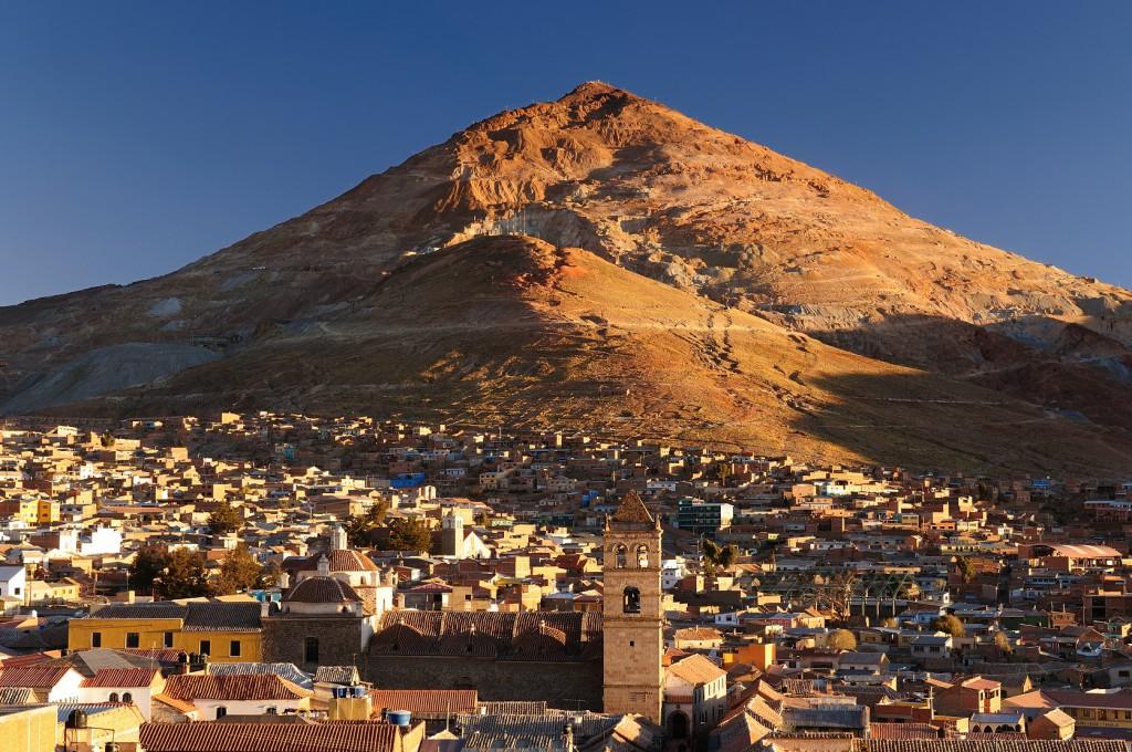 Potosi, routes to Uyuni, RealWords