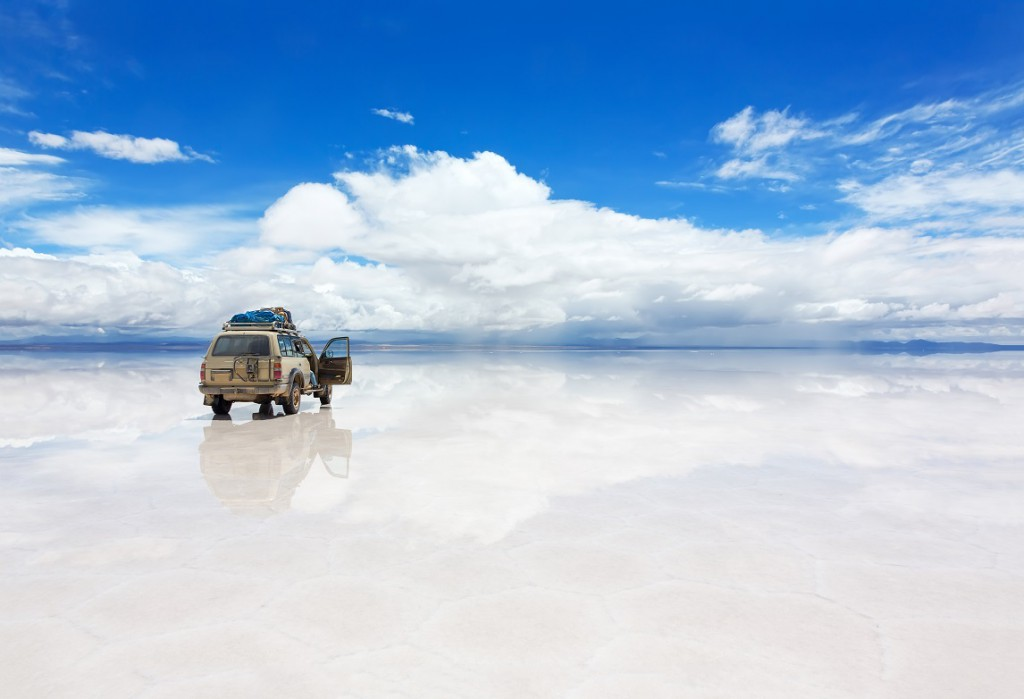 routes to Uyuni, RealWords