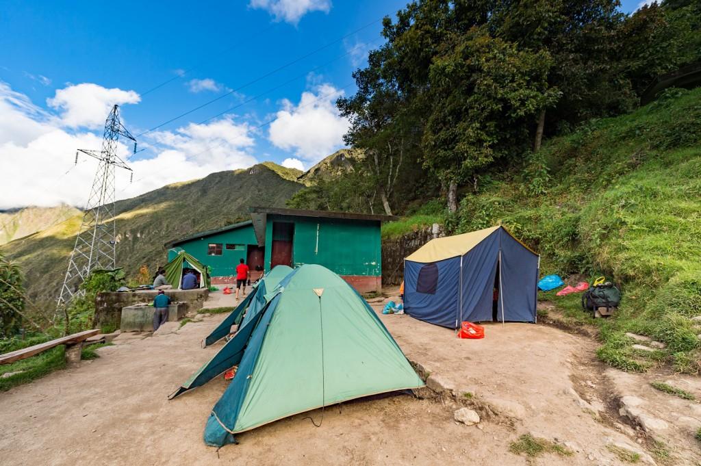 Inca Trail Camp RW