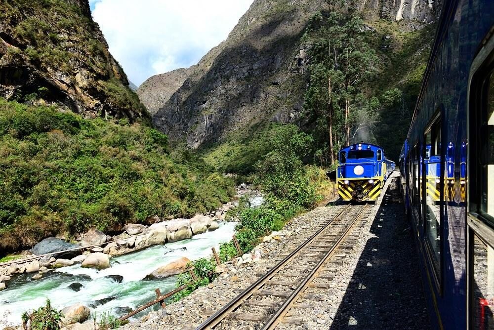 Machu Picchu Train RW