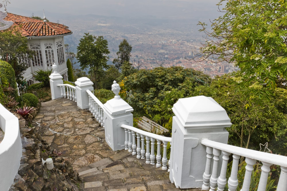 Moserrate, how safe is Colombia? RealWorld