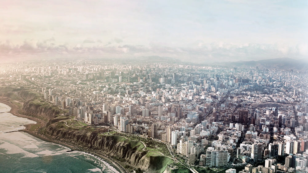 Lima skyline (flickr)