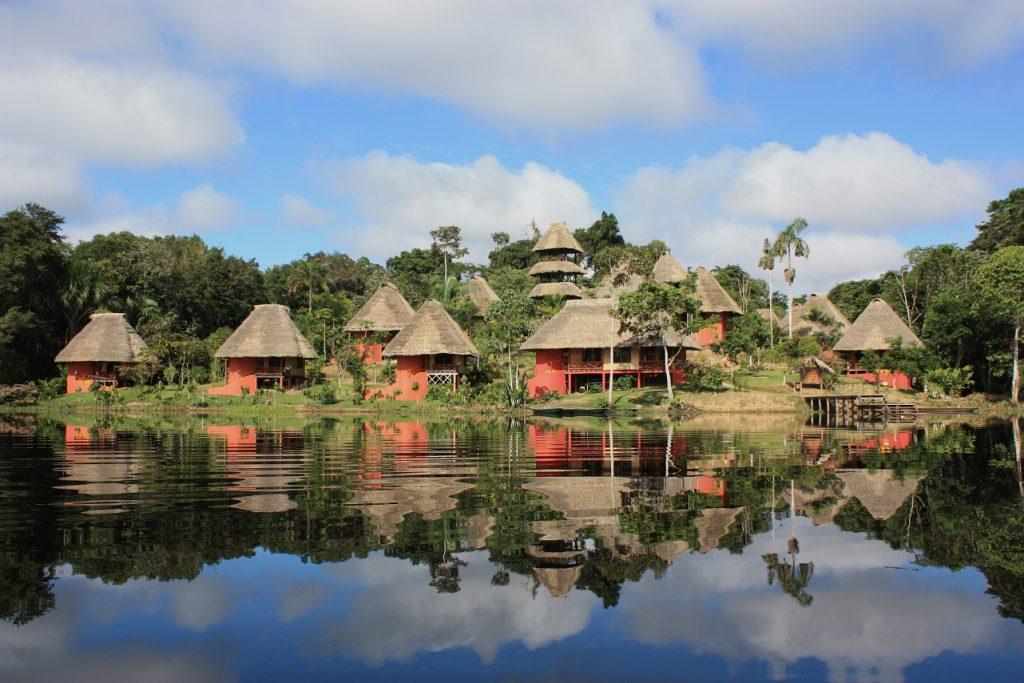 Napo Wildlife Center Ecolodge Amazon (wikimedia)