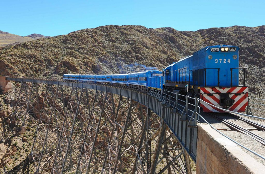 Train to the Clouds Salta Argentina RW