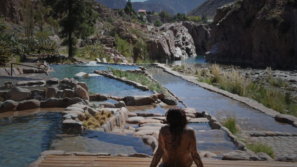 Termas de Cacheuta (image not for reuse)