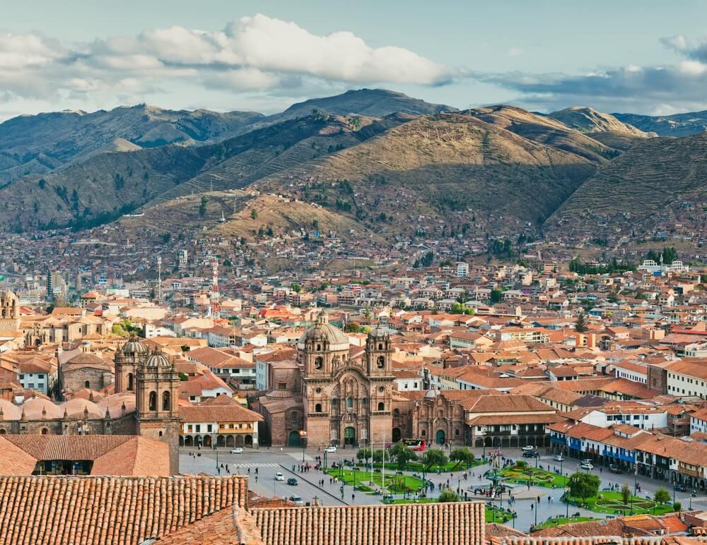 Vegetarians in Peru, Cusco, RealWorld Holidays