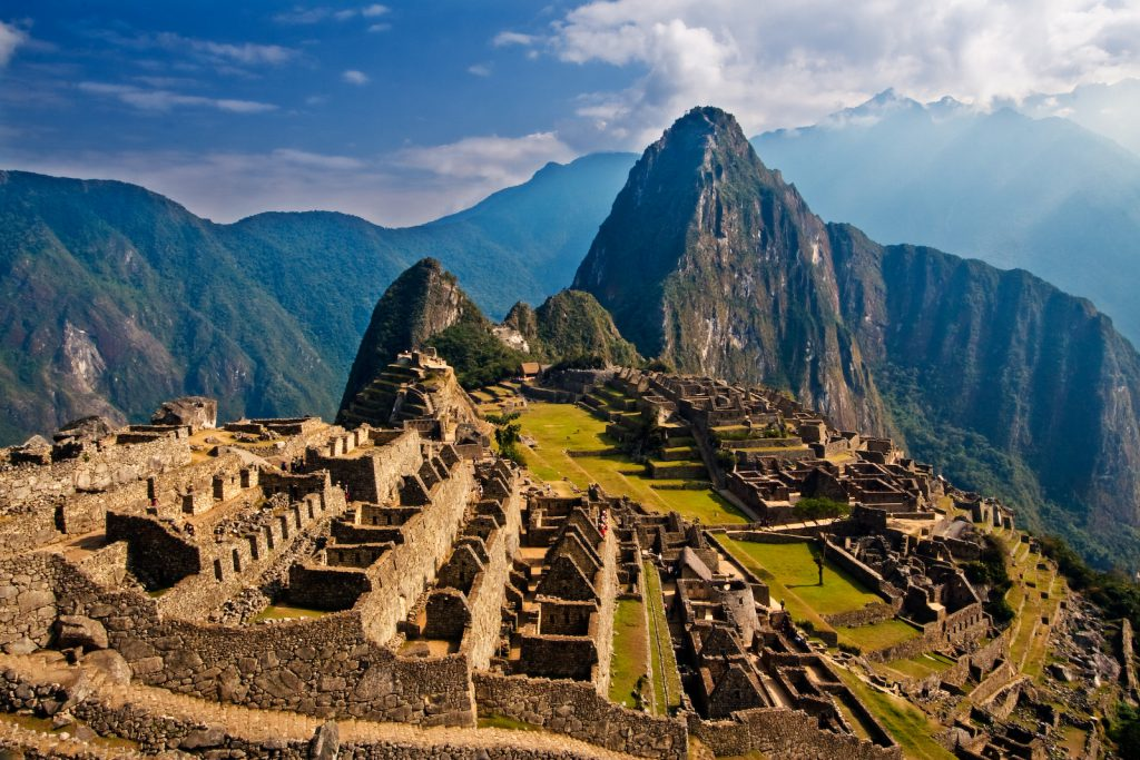 Vegetarians in Peru, Machu Picchu, RealWorld Holidays