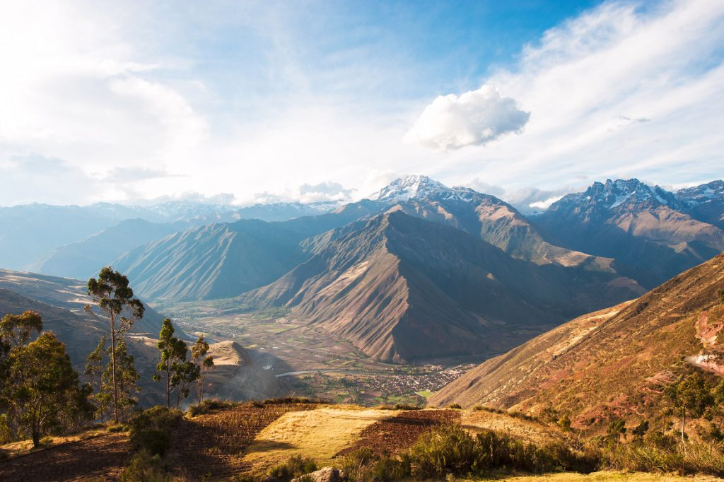 Vegetarians in Peru, Sacred Valley, RealWorld Holidays