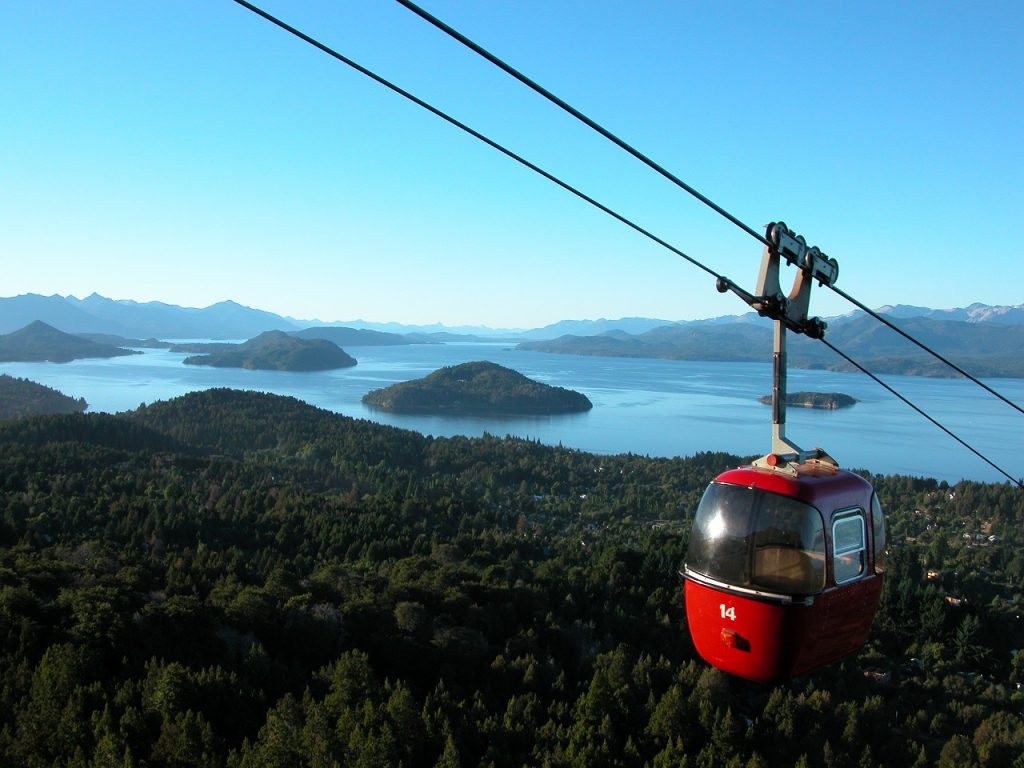 RealWorld Holidays - cable cars in South America